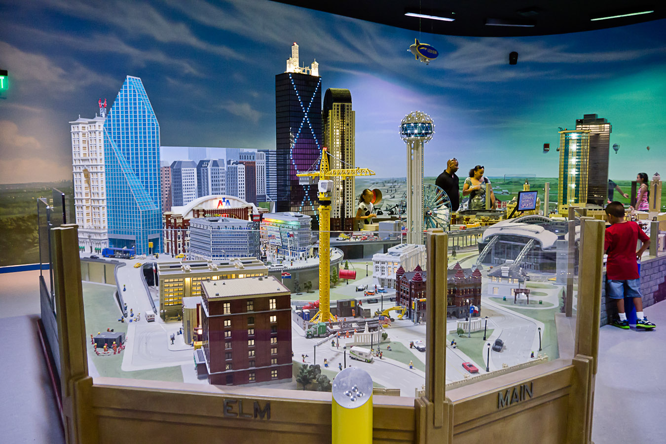 Legoland Dallas Filmography Studio